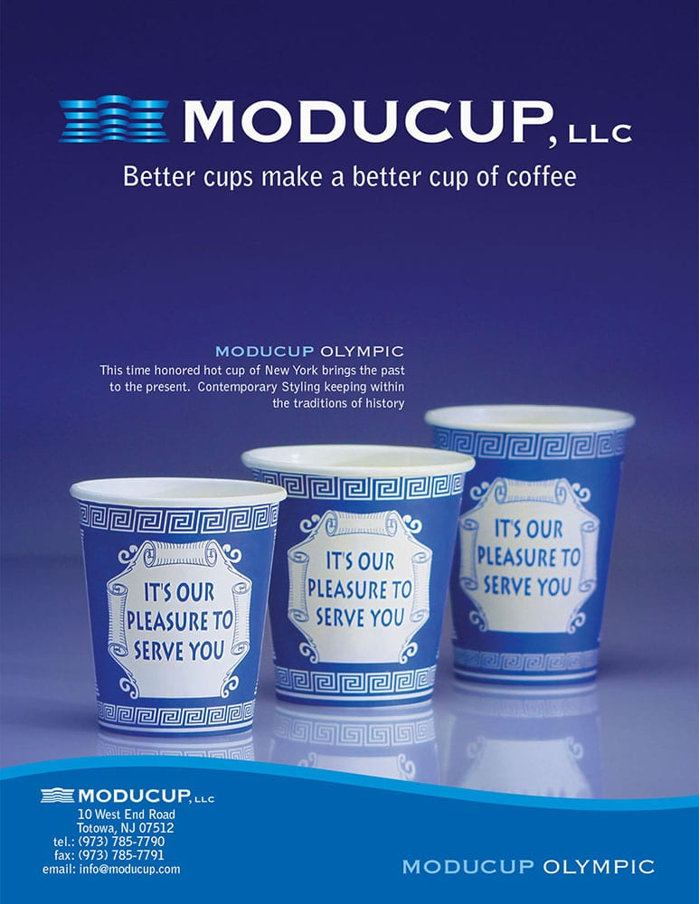 MODUCUP Sales Sheet (front)
